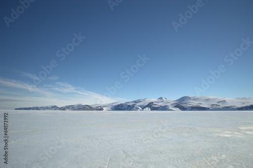 Foto auf Gartenposter Antarktika Nature of Antarctic