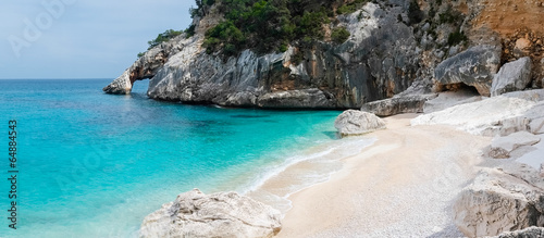Photo  Cala Goloritze beach