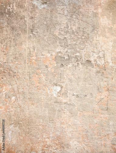 Foto auf AluDibond Alte schmutzig texturierte wand Grunge background