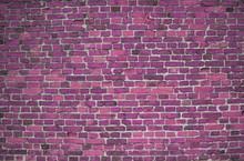 Purple / Lilac Brick Wall (background, Wallpaper, Bricks)