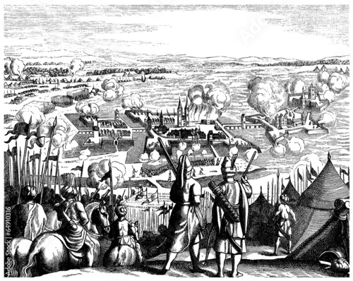 Foto State of Siege - 17th Century (Turkish Army)