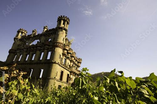 Juliste  Sun Drenched Castle