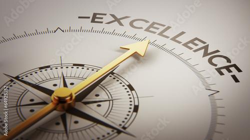Fotografía Excellence Concept
