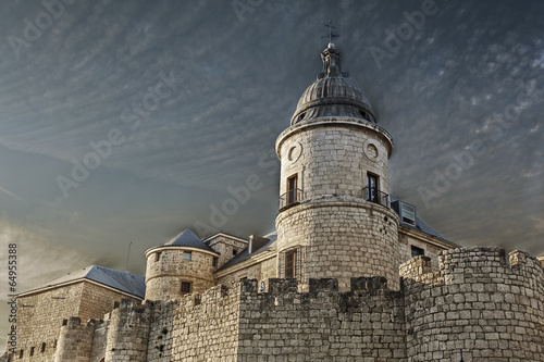 Archivo Simancas Castle, Spain