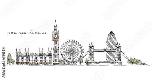 londyn-kolekcja-szkicow