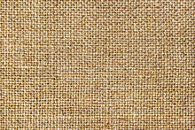 Texture Of Coarse Cloth, Burlap.