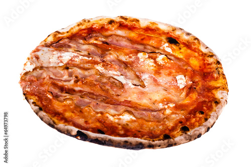 Photo Stands Grill / Barbecue Isolated pizza