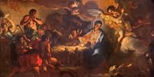 Venice - Adoration Of Shepherd...