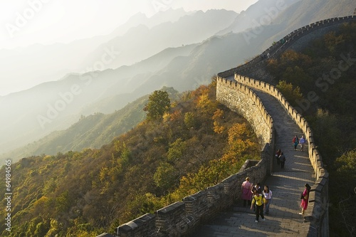 Fotografia The image of travel destinations in Beijing,Asia