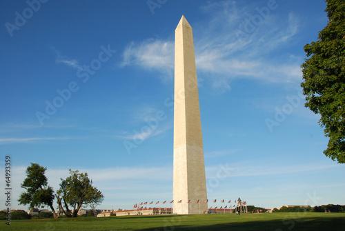 Fotografía  Monumento a Washington en Washington DC