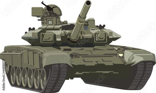 Fotografia  main combat tank