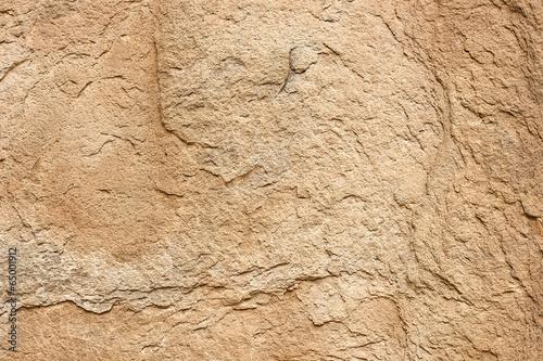 Obraz na plátně Texture of pink sandstone