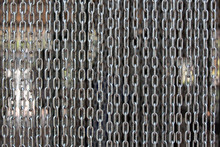 Iron Chain Curtain