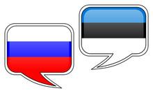 Russian-Estonian Conversation