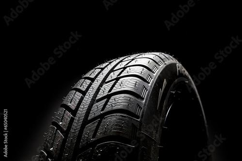 Valokuva  all season tyre silhouette