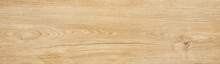 Wood Texture Background, Isolated Light Plank With Nature Pattern
