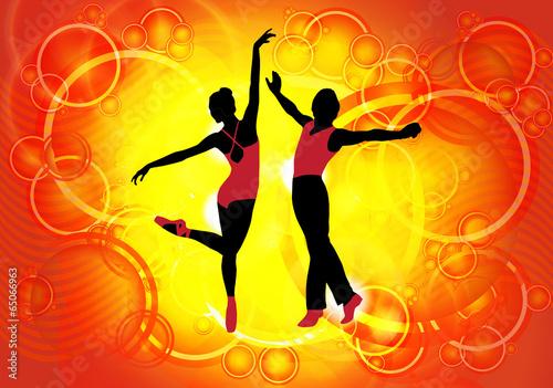 Foto  Ballet dancer