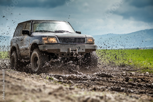 Photo  Off road