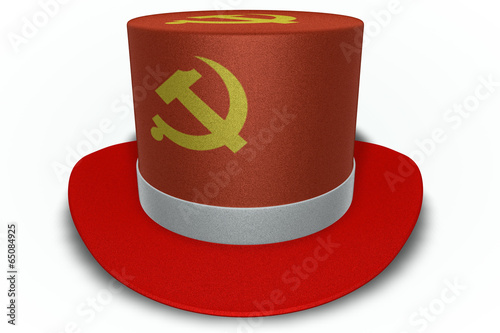 Photo  Putin's Top Hat