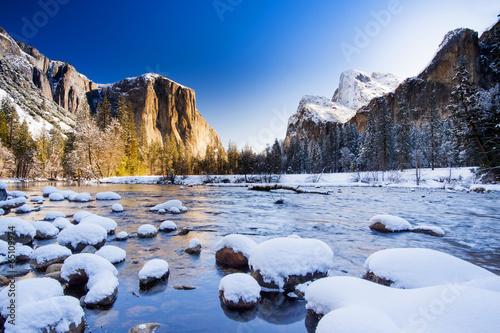 Poster Parc Naturel Yosemite National Park, California, USA
