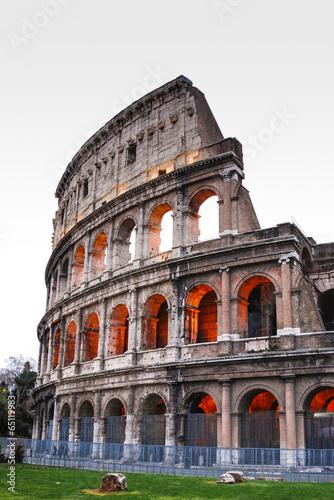 Photo  Rome, Colosseum