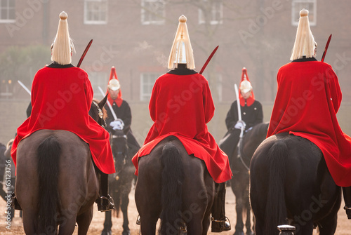 Photo  London guards