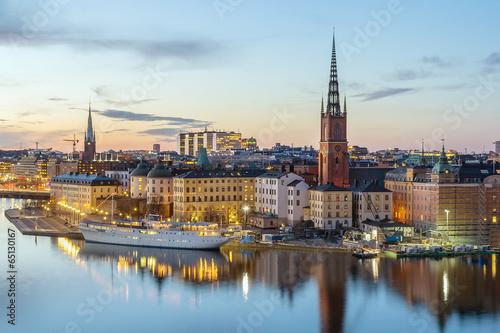 Photo  Riddarholmen, Stockholm