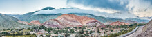 Hill Of Seven Colors In Jujuy,...