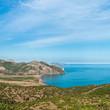 Mountain landscape. Ukraine. Crimea.