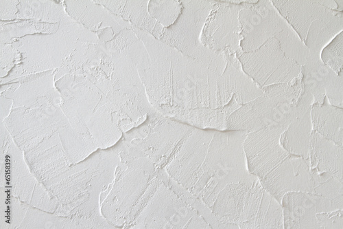 Fotografia Decorative plaster effect on wall
