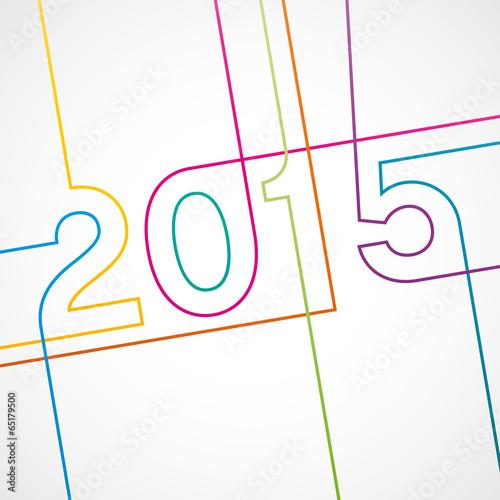 Poster  2015-carte de voeux