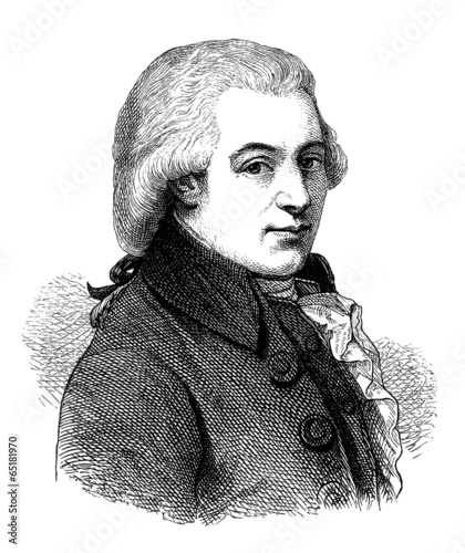 Fotografía  Composer : Wolfgang Amadeus Mozart - 18th century