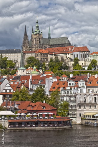 Fototapety, obrazy: The Prague Castle