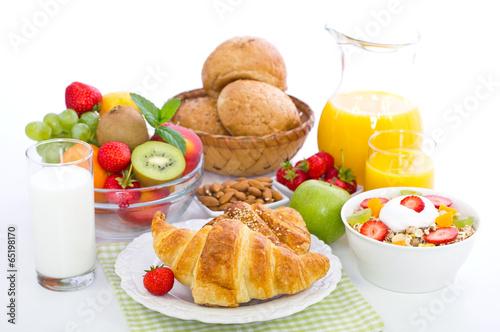 Fotografie, Obraz  Healthy breakfast on the table