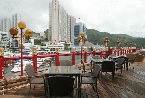 Photo  The image of Hong Kong