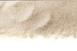 canvas print picture - Sandy beach background for summer. Sand texture.