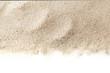 Leinwandbild Motiv Sandy beach background for summer. Sand texture.