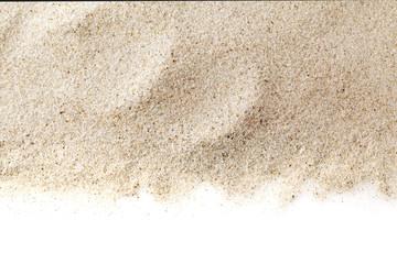 Fototapeta Sandy beach background for summer. Sand texture.