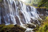 China, Sichuan Province, Jiuzhaigou waterfall