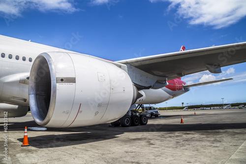 Papel de parede  Самолет Боинг 777