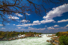 The Greatest Waterfall In Laos, Khon-Pa-Peng
