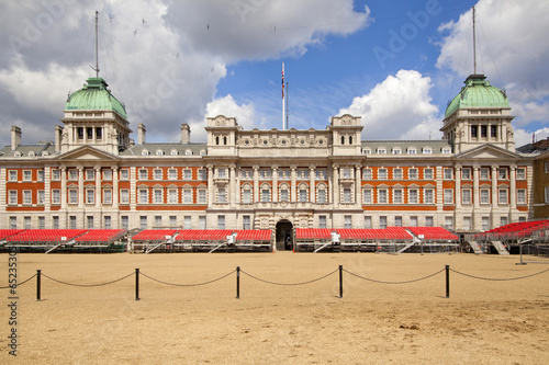 Photo  Ministry of Defence, Admiralty House, Household Cavalry Museum,
