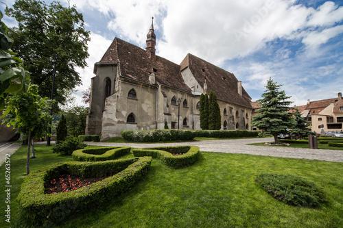 Fotografie, Obraz  Gothic Church in Sighisoara