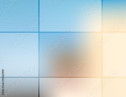 Fotografie, Obraz  Grid opacity