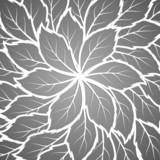 illustration background leaves