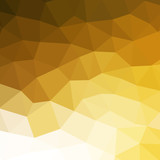 Abstract orange colorful geometric background