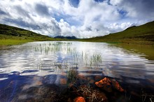 Red Tarn To The Coniston Fells