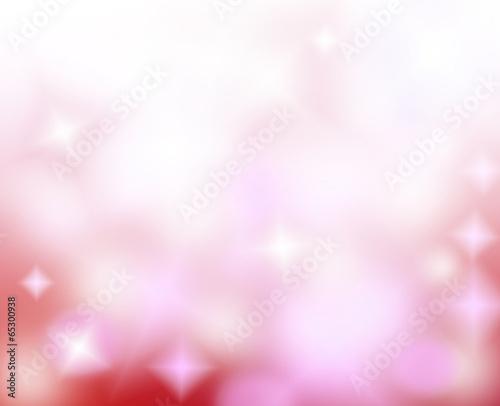 Fototapeta Pink bokeh abstract light background. obraz na płótnie