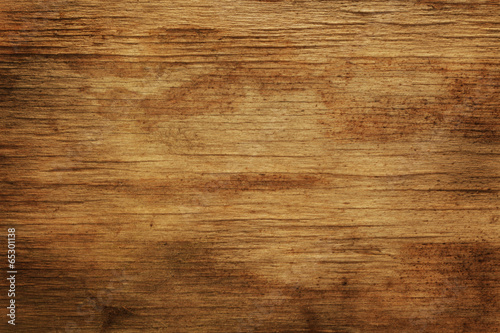 Türaufkleber Holz Dark wood background