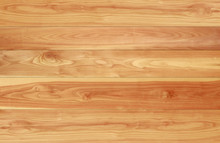 Plank Floor - Beautiful Naturally Red Colored